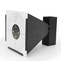 SMK Trumpet card target holder 14cm