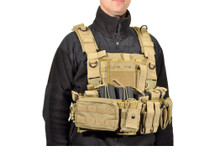 Swiss Arms Tiras tactical vest in tan