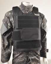 Swiss Arms Ensemble gilet light vest in black