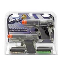 Colt 25 Replica BB gun pistol in twin pack