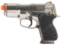 War inc pistol .45 Transparent Smoky Finish