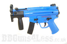 Well G55 Airsoft Gas Blowback Gun in Blue
