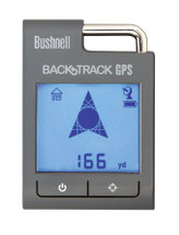 Bushnell BackTrack Point 3 Personal GPS Tracking Device in grey