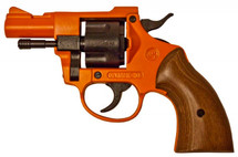 BRUNI Blank firing Olympic 5 cal.380 in Orange Full Metal