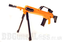 Yika G36 mk2 replica BB gun with bipod