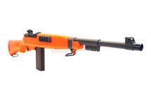 Well D69 Adjustable Hop-Up Electric Airsoft Gun in Orange