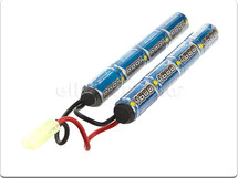 Intellect high performance  9.6V 1600mAh Ni-MH Battery twin