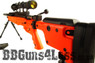Well MB4406 Spring powered bolt action sniper rifle