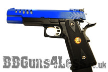 WE HI CAPA 5.1 model replica Gas Blowback Pistol BB gun
