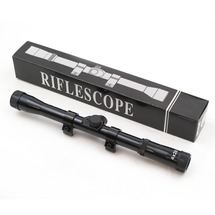 Riflescope 4X32 for bb guns in black
