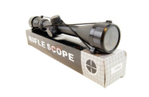 Rifle Scope 3-9X40 for bb guns in black
