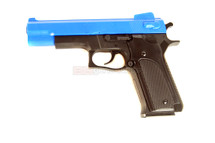 HFC HA107 1911 replica spring Pistol in blue