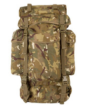 British Terrain Pattern Rucksack backpack 60 Litre