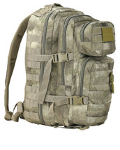Small Assault Backpack Rucksack 28 Litre in Smudge Kam