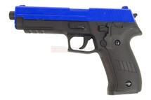 Cyma CM122 Electric Airsoft Pistol AEP in Blue