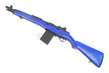Cyma CM032A Electric Airsoft rifle in Blue