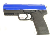 Cyma CM125 Electric Airsoft Pistol AEP in Blue