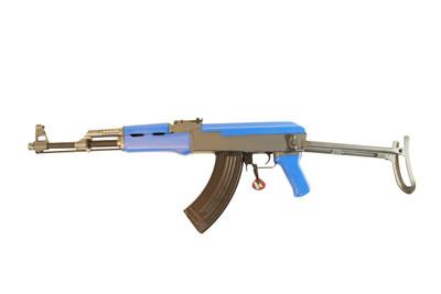 cyma cm028s ak47 airsoft rifle with metal Folding Stock