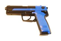 HFC HGC-305 Co2 powered BB gun pistol in blue