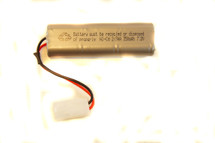 Battery Pack ni-cd 2/3aa 7.4V 350mAh
