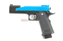 Golden Eagle KG5 Pistol Custom 1911 pistol in blue