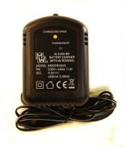 mw ni-cd/ni-mh 9.8v 600ma Charger uk mains charger