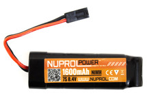 Nuprol Power 8.4V 1600mAh Mini Type Brick/Block Type Battery