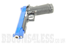 KIMBER K Warrior F1 008 replica airsoft gun with gas blowback