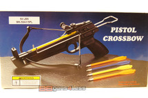 spitfire pistol crossbow 50lbs
