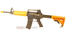 Project Z CH4 M4A1 Airsoft Spring Rifle