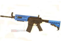 Cyma CM016 Airsoft Gun in Blue