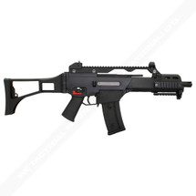 WE Tech 999C Airsoft Rifle in Black