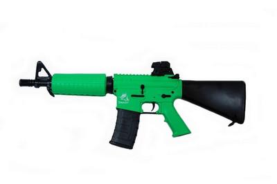 SRC SR4-F DRAGON Electric Rifle in Green