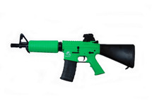 SRC SR4-F DRAGON Electric Rifle in Green
