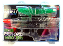 Defender of World Mini Electric DWP2 BB Gun in clear