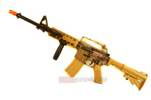 Cyber gun  A11 Spring Powered Rifle with Adjustable Stock in Tan