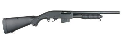 DBoys 8870A Metal Pump Action Shotgun in Black