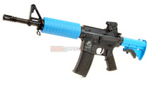 SRC DRAGON SR4-A Electric Rifle in blue