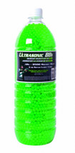 cyber gun ultrasonic bb radioactive green 8500 X 0.12 pellets (6mm) in one bottle