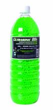 cyber gun ultrasonic bb radioactive green 8500 X 0.12 pellets (6mm) in one bottle