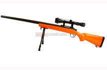 Well MB03 Sniper Rifle with scope & bipod in Orange