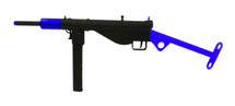 AGM Sten Mk-II Airsoft Electric SMG in full metal