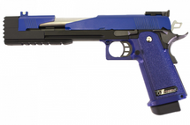 WE HI CAPA 7.0 Government model hi cappa GBB Pistol in Blue