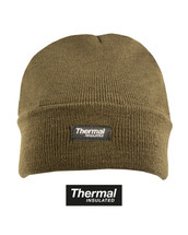 Thermal insulated Bob Hat in Green