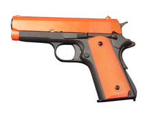 SRC SR 1911S Short Gas blow back pistol Full metal in Orange