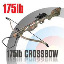 Anglo Arms Jaguar Crossbow Set 175lb in Camo