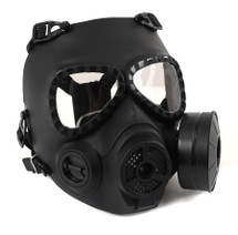 Airsoft Gas mask face mask in black