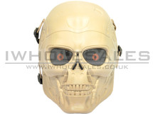 Terminator Mask T800 airsoft mask
