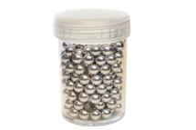 200 x 6mm aluminium airsoft pellets