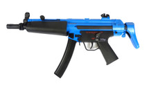 UMAREX MP5A5 Sportline Electric Rifle with folding stock in Blue/Black